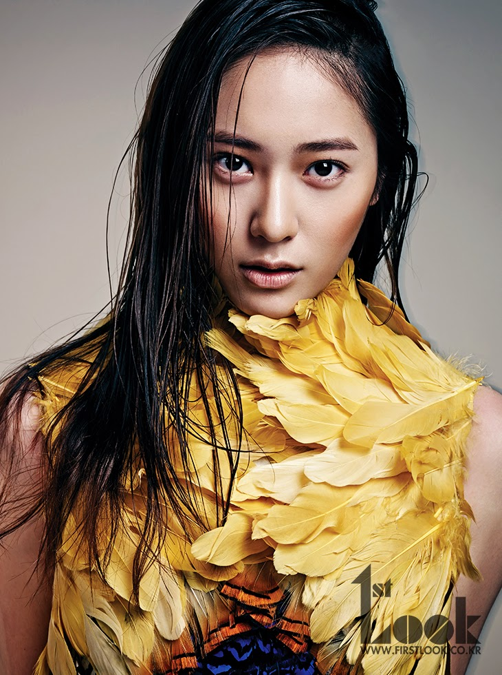 Krystal Jung - 1st Look May 2013 | Beautiful Korean Artists F(x) Krystal 2013