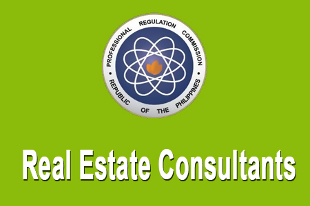 Real Estate Consultants Board Exam Results December 2012