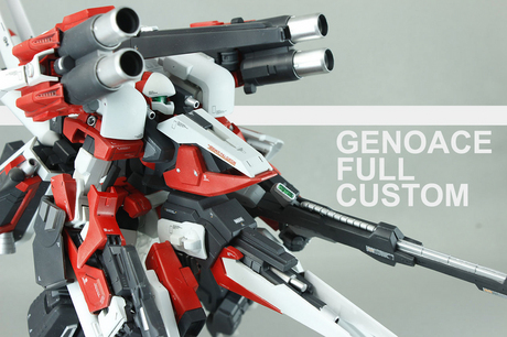 gundam model kit genoace II gundam age