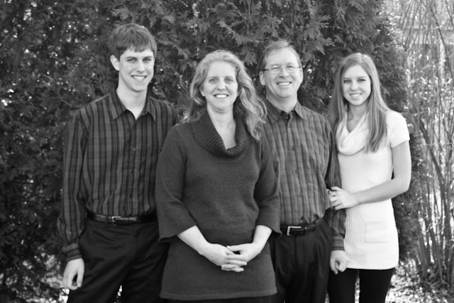 First Shoot of 2012 – Family Style