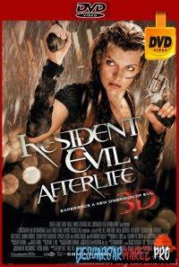 Resident evil 4: La resurrección (2010) DVDRip Latino
