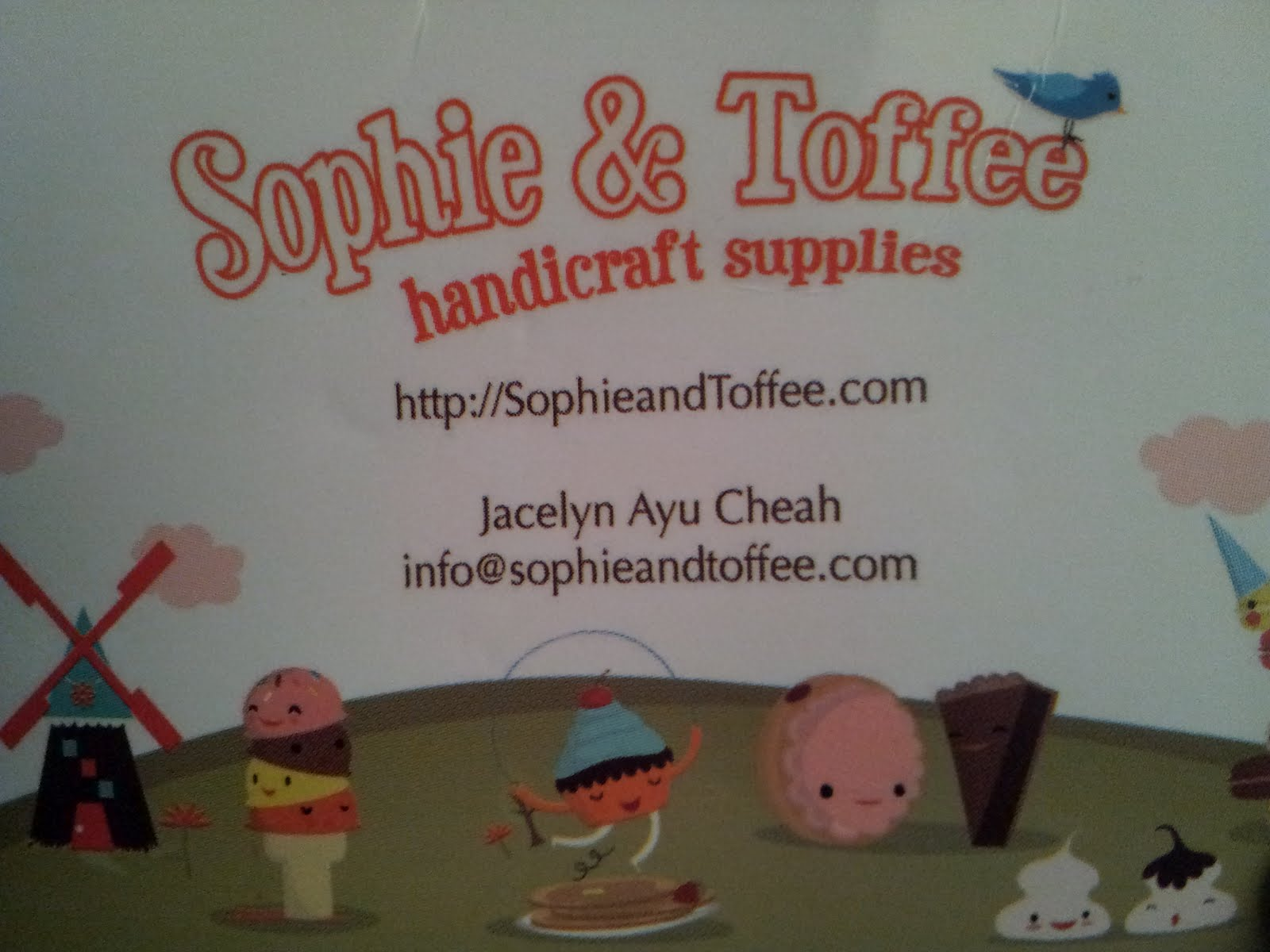 sophie and toffee