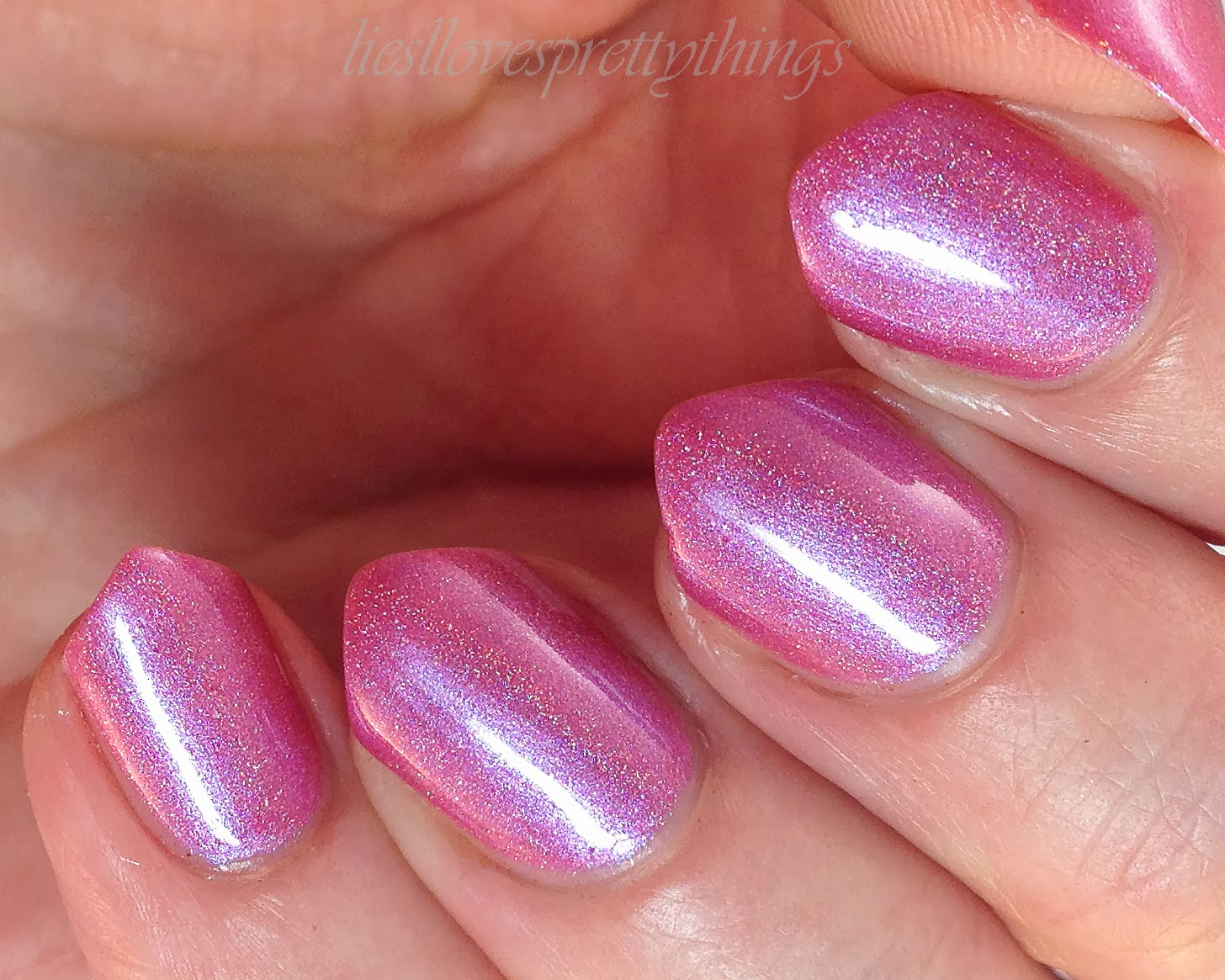 Celestial Cosmetics Moonlight Glow swatch and review