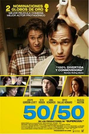 Imagen 50/50 DVDRip Latino