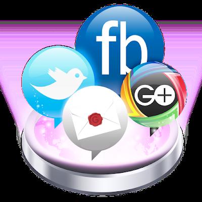 فيسبوك , توتر , إدارة , facebook , twitter , social pro v2.0.5 ,