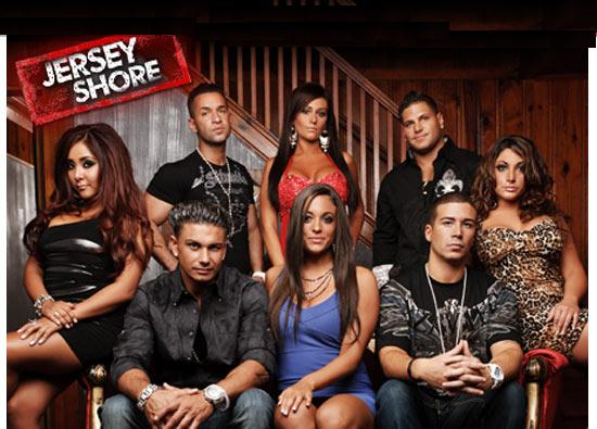 jersey shore girls in italy. Both girls and boys (with