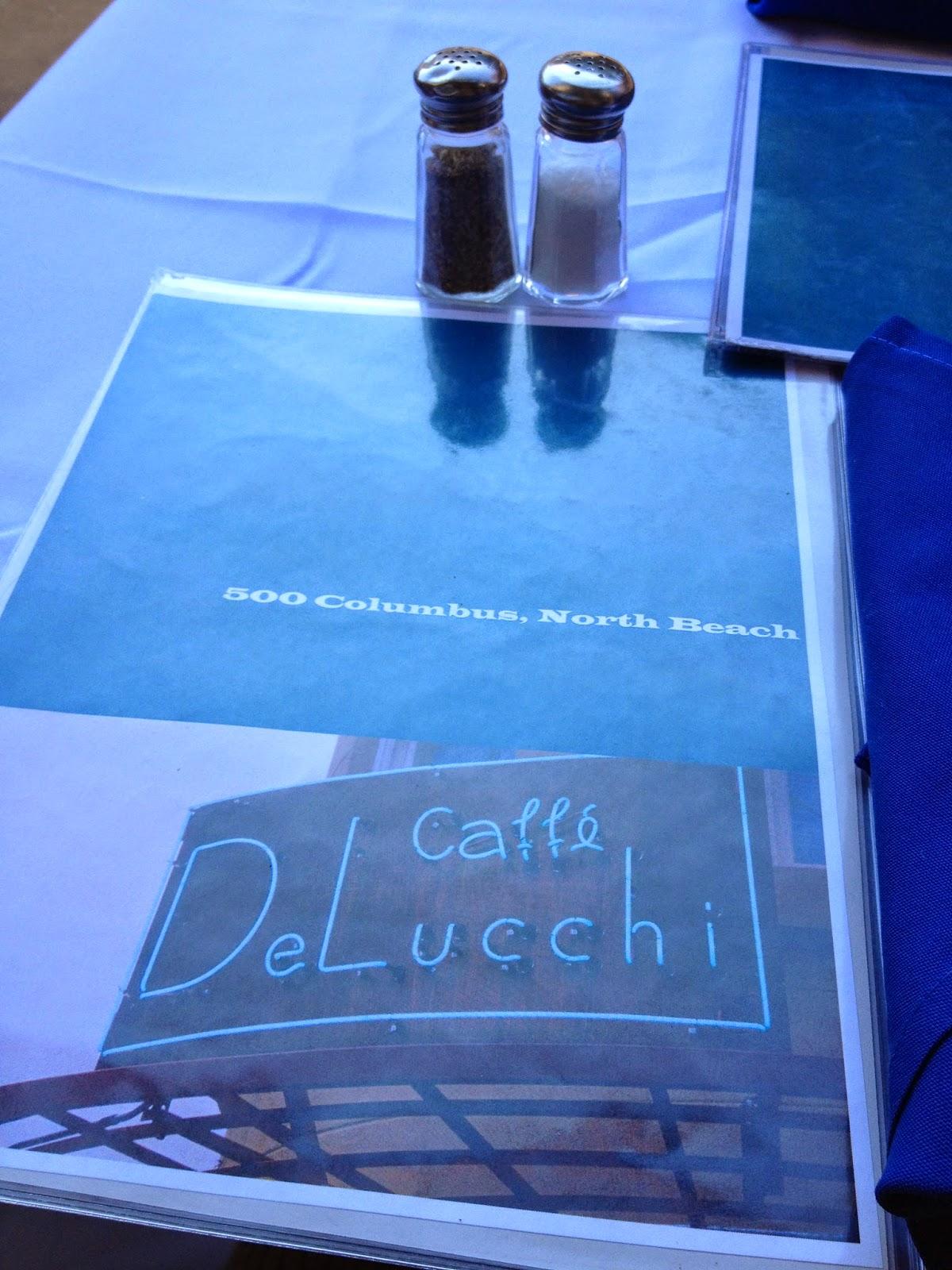 Caffe Delucchi San Francisco