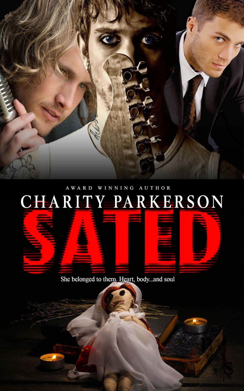 Sated: A Dark Romance