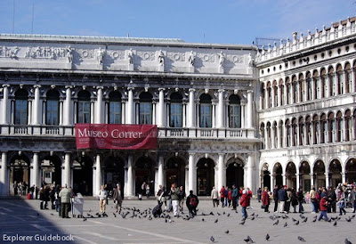 Tempat wisata terkenal di Venice Italia Correr museum museo correr venice