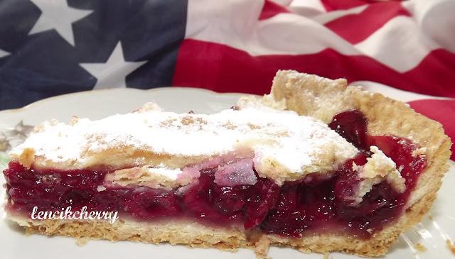 American вишневый пирог
