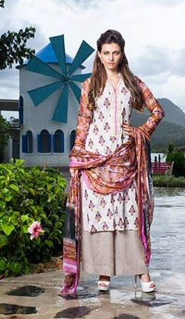 Midsummer Libas Embroidered by Shariq