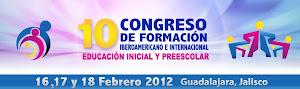 En el marco del 10 congreso de formación internacional de educación inicial y preescolar