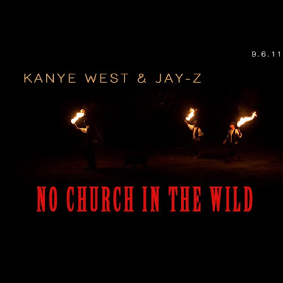 Photo Jay Z & Kanye West - No Church In The Wild Picture & Image