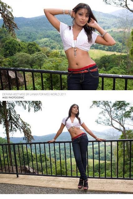 Srilankan Girls Hot Photo