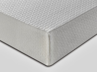 Memory foam mattress product photo