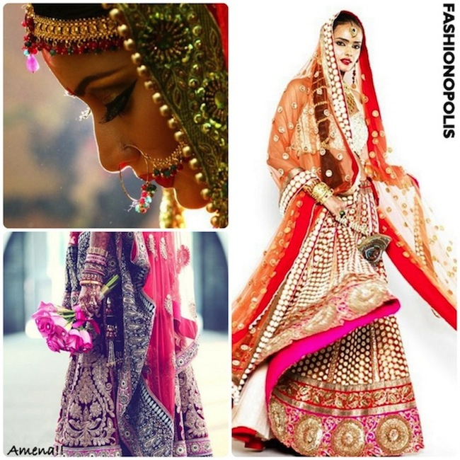 How to choose your wedding and bridal outfit.
