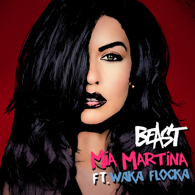 Mia Martina feat. Waka Flocka - Beast