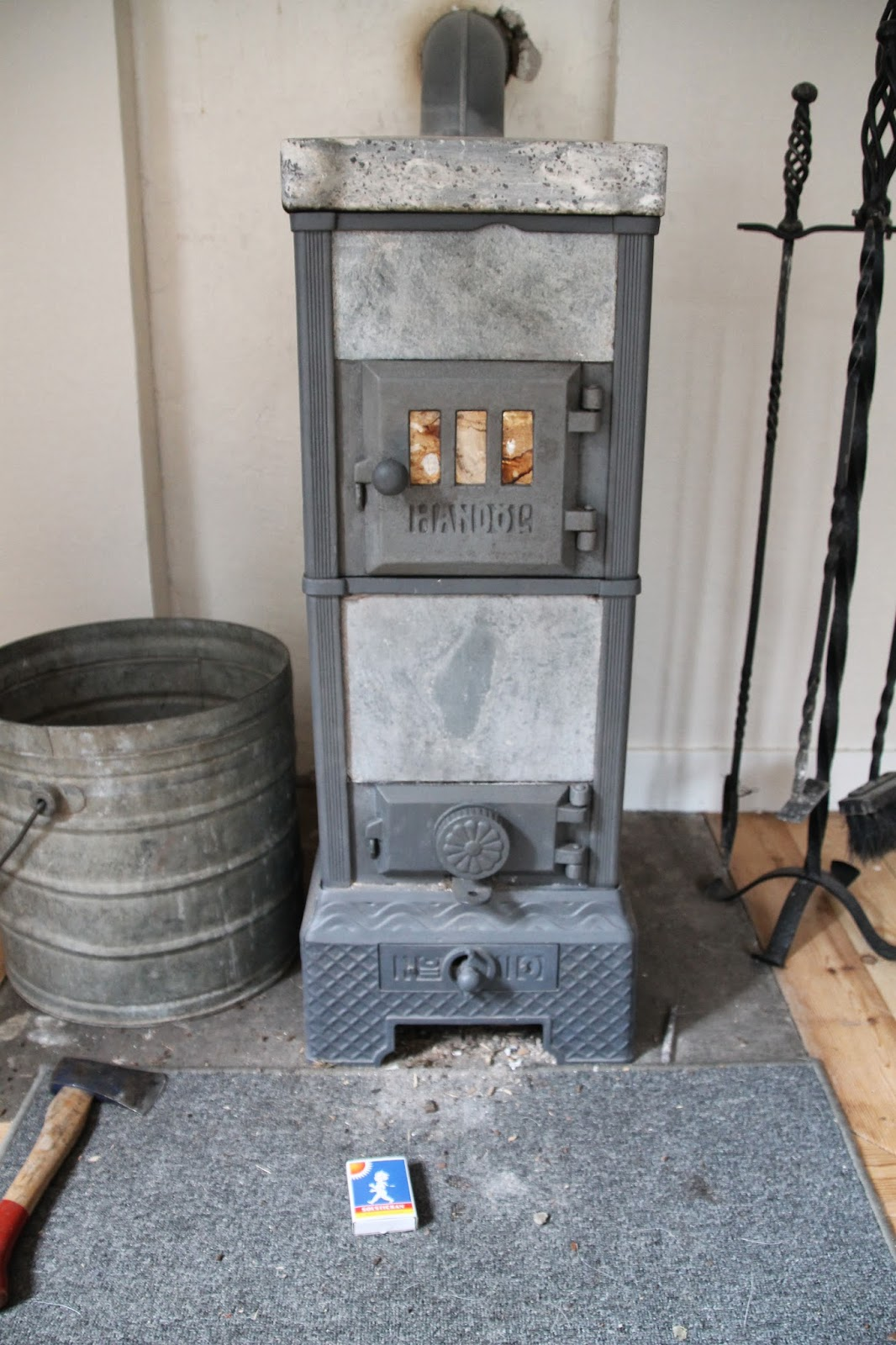 We bought this Handöl wood stove in bad condition and I spent some time  (quite a bit actually) cleaning, polishing, welding, resealing, and  reassembling ... - FilliQvist: Restoration Of Swedish Woodstove