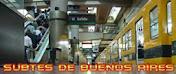 Subterraneos de Buenos Aires
