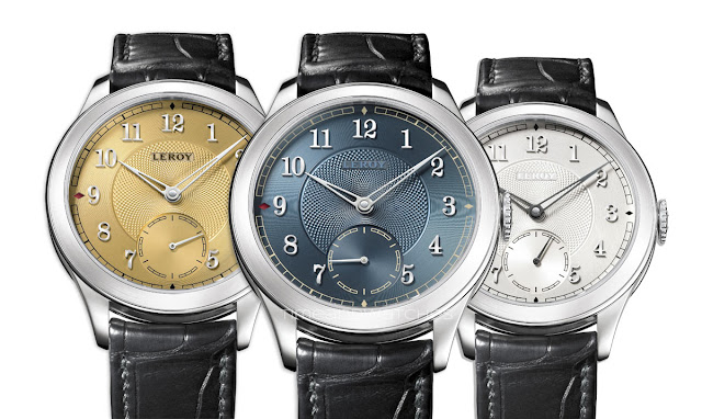 Leroy - Chronometre Observatoire