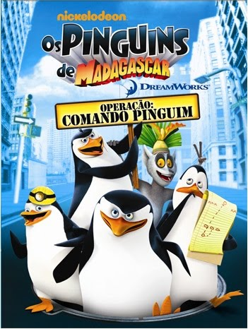 os pinguins de madagascar operacao comando pinguim Download Os Pinguins de Madagascar   Operação: Comando Pinguim   Dublado