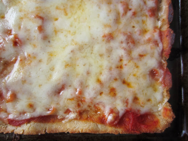 """Almost Real"" Easy Thin Pizza Crust by Raia&squot;s Recipes"