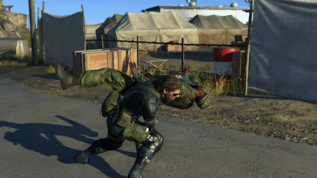 Metal Gear Solid: Ground Zeroes HD Wallpaper