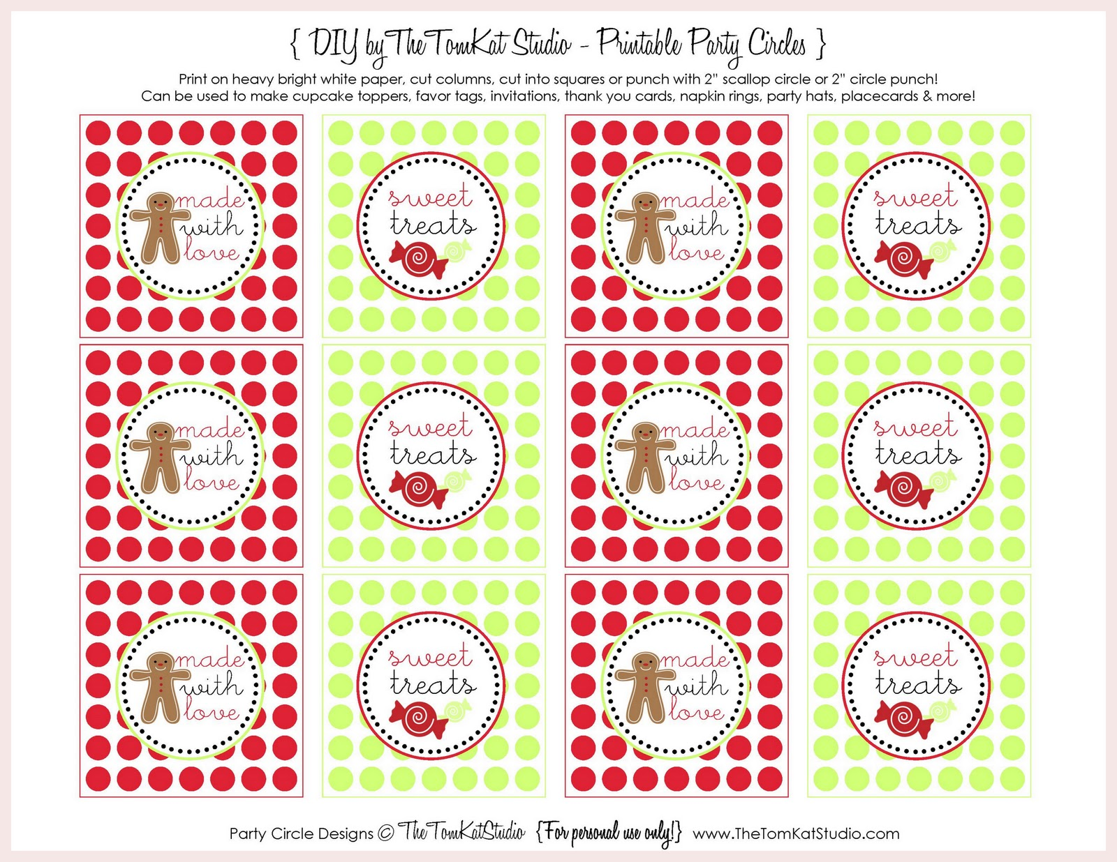 Free printables gingerbread men cookie recipe sweet treats tags click here to download the recipe page negle Image collections
