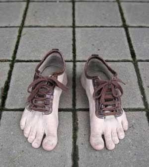 """Sepatu """"Kaki"""""""
