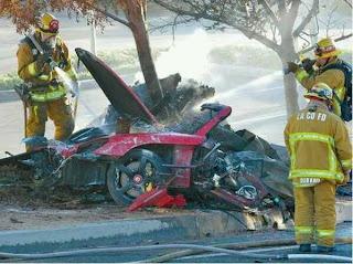Paul Walker, l'un des acteurs vedettes de la série de films d'action « Fast and Furious », s'est tué dans un accident de la route, samedi 30 novembre