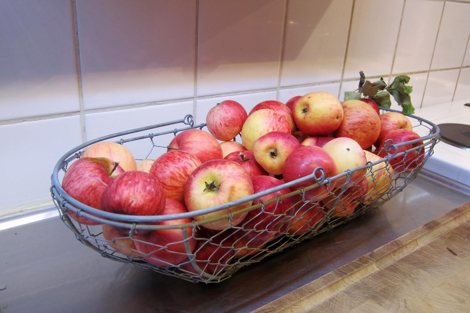 Fröken H lagar: Äppelsirap