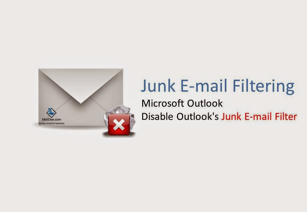 how to search junk email outlook