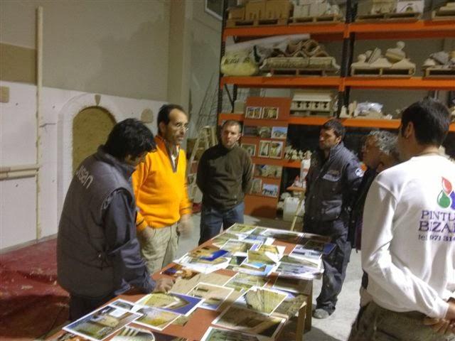 Formación en tematización para profesionales de la construcción