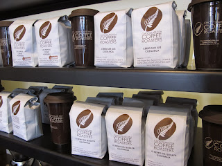Chocolate Fish Coffee Roasters – Behind the Scenes