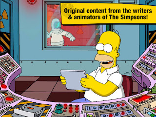 The Simpsons: Tapped Out iPhone, iPad and Android