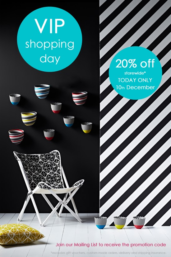 Safari Fusion blog | VIP Shopping Day| 20% off storewide today only 10th December
