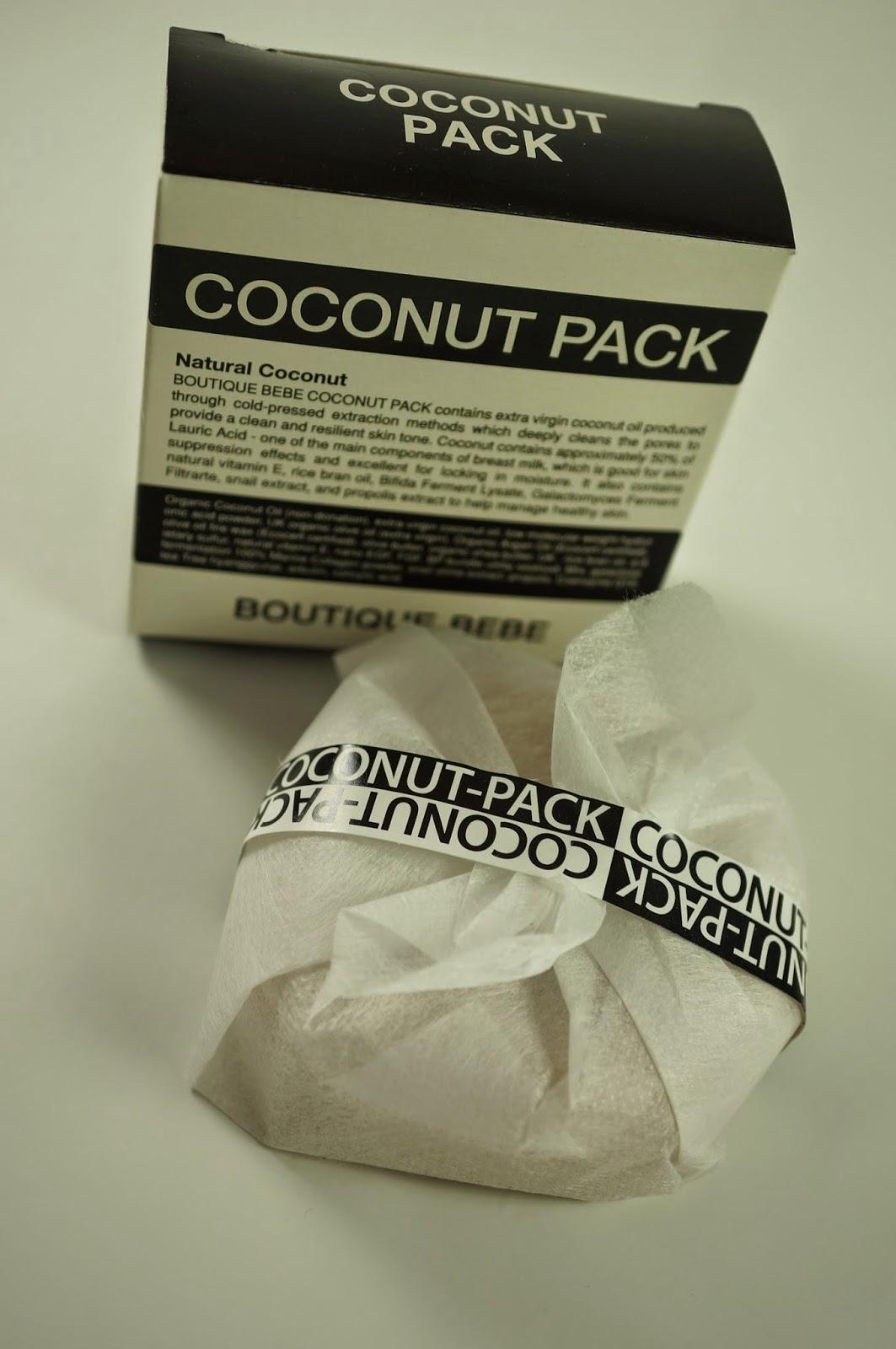 Memebox Scentbox #5 Tropical Fruits Unboxing Review Boutique Bebe Coconut Pack Soap