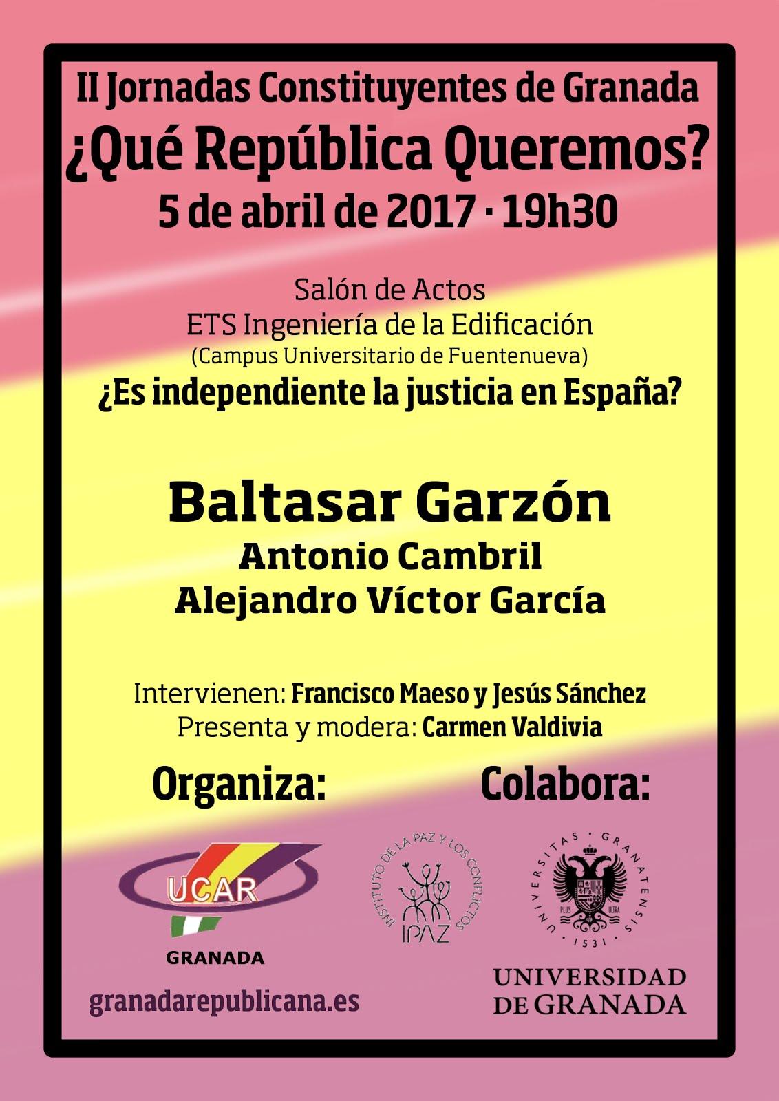 ¿Es independiente la justicia en España?