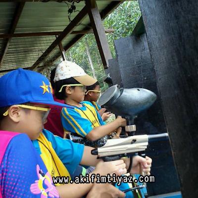 Lawatan Akif Ke Bukit Gambang Safari Park