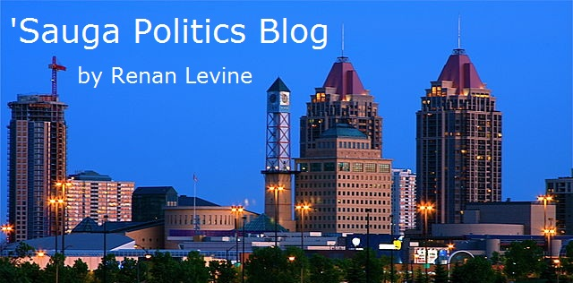 Renan Levine's Mississauga Politics Blog