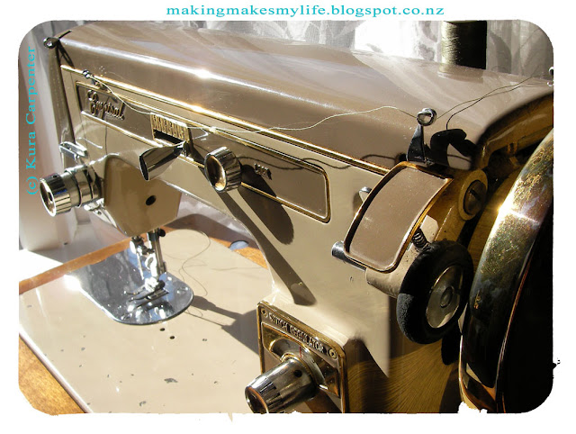 Empisal Gold-line sewing Machine: http://makingmakesmylife.blogspot.co.nz