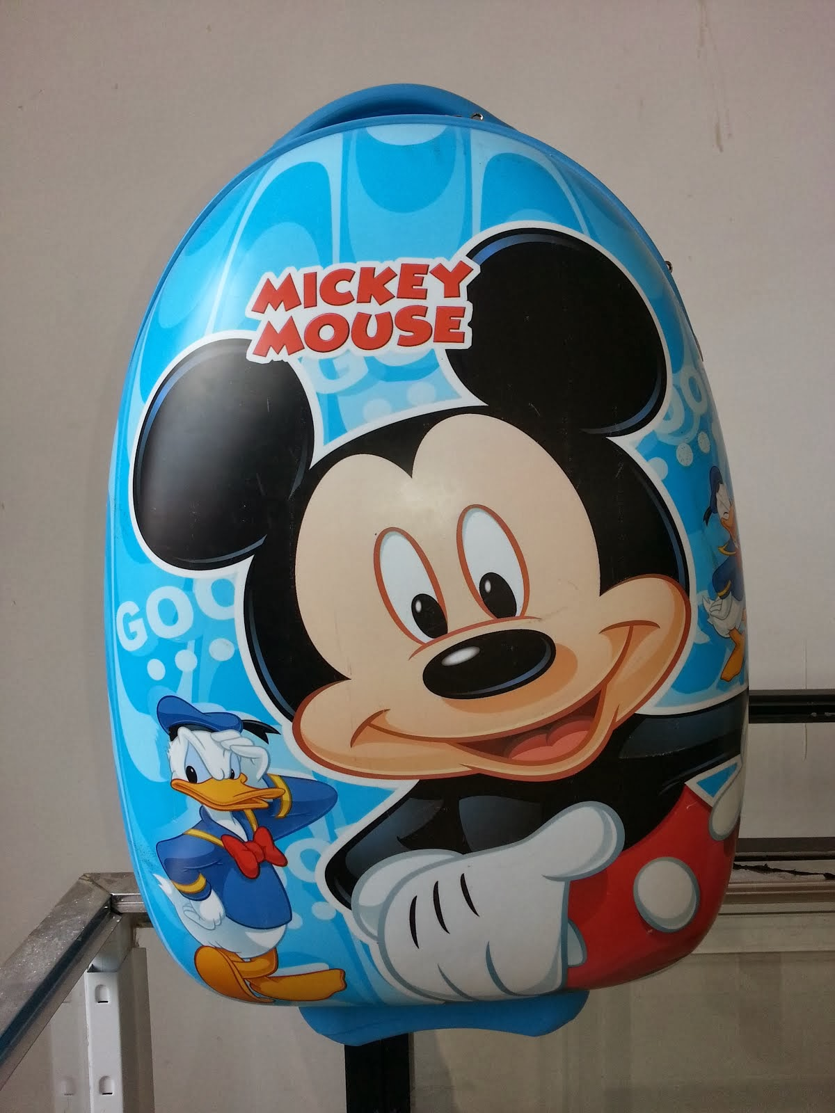 MALETA MICKEY MOUSE