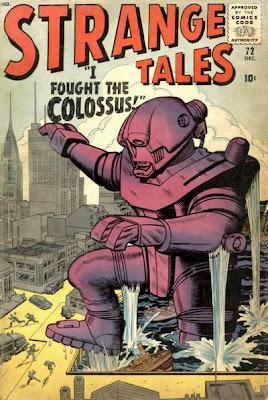 Strange Tales Colossus