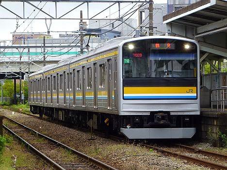 鶴見線 鶴見行き 205系