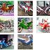 9 Foto Modifikasi Suzuki Smash Terbaru dan Terlengkap 2014