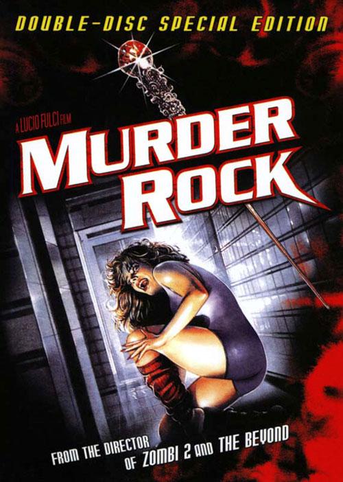 Murder Rock (1984) aka Murder-Rock: Dancing Death