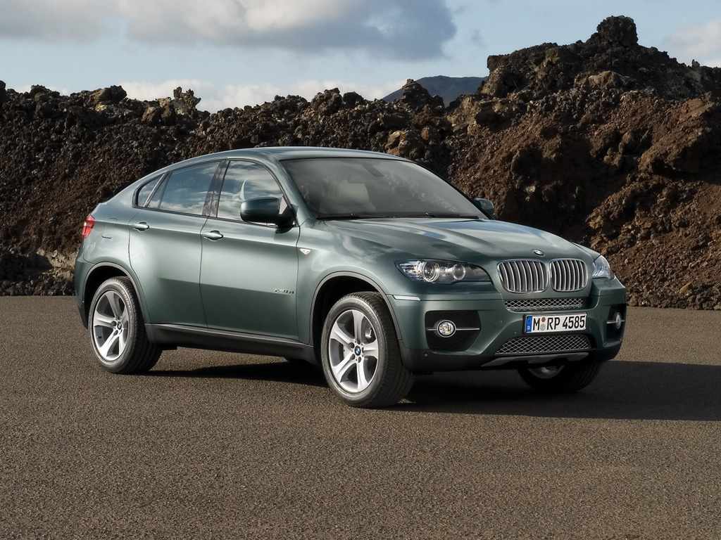 World Best Cars Bmw X6