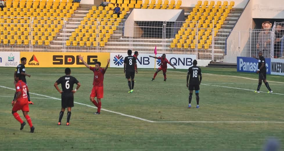 Churchill Brothers win against Home United