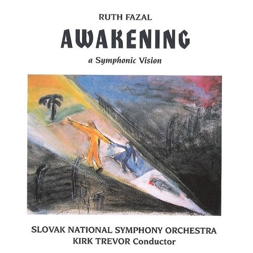 Ruth Fazal-Awakening-