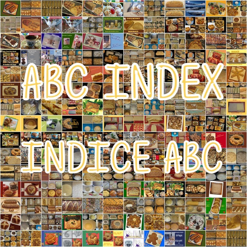 ABC Index: where to find all my posts - Indice di tutti i miei post